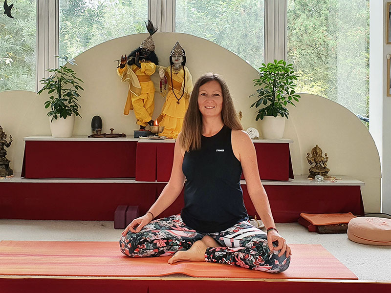 Ayur Yoga an der Nordsee - Yoga Seminar - Yoga Reise - Julia Backhaus