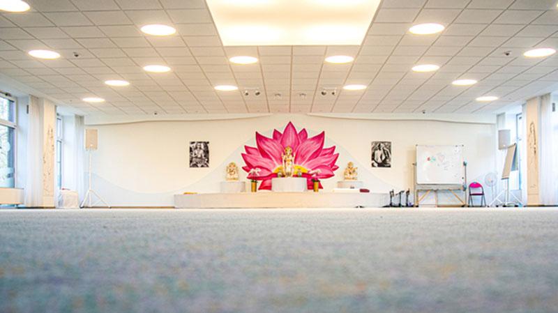 Seminarhaus Shanti Ayuryoga Seminar